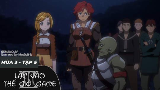 Overlord S3 - Tập 5: Hai thủ lĩnh