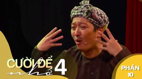 Live show Nhật Cường - Cười để nhớ 4 - Phần 10