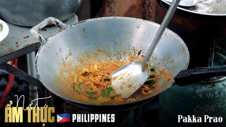 Nét ẩm thực Philippines: Pakka Prao