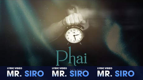 Mr. Siro - Lyrics video: Phai
