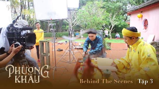 Phượng Khấu - BTS: Phục sức rực rỡ của triều Nguyễn