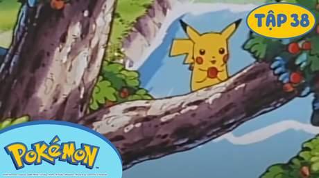 Pokémon S1 - Tập 38: Lời tạm biệt của Pikachu