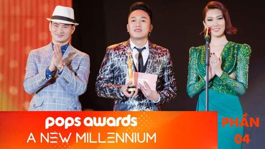 POPS Awards: A New Millennium - Phần 4