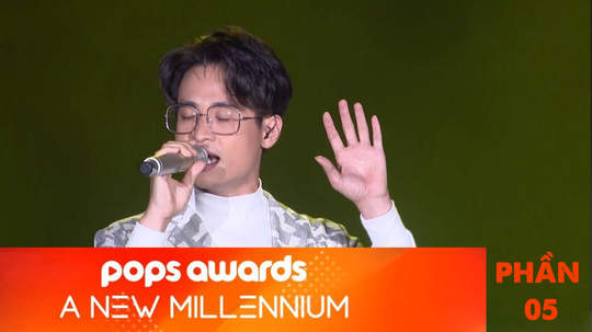 POPS Awards: A New Millennium - Phần 5