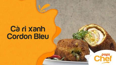 POPS Chef - Tập 1: Cà ri xanh Cordon Bleu