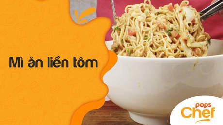 POPS Chef - Trailer tập 23: Mì ăn liền tôm