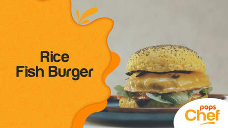 POPS Chef - Trailer tập 2: Rice Fish Burger