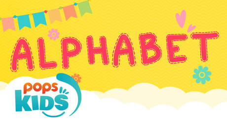POPS Kids Lesson -  Alphabet