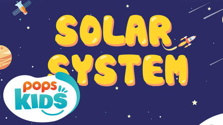 POPS Kids Lesson - Solar System