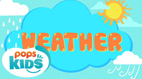 POPS Kids Lesson - Weather