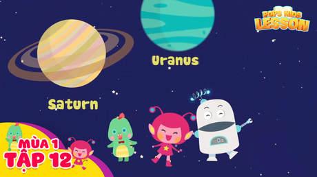 POPS Kids Lesson S1 - Tập 12: Solar System