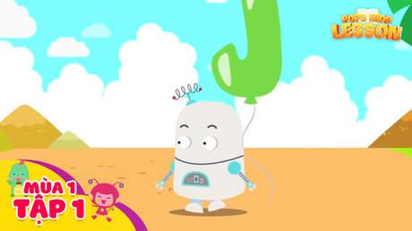 POPS Kids Lesson S1 - Tập 1: Alphabet