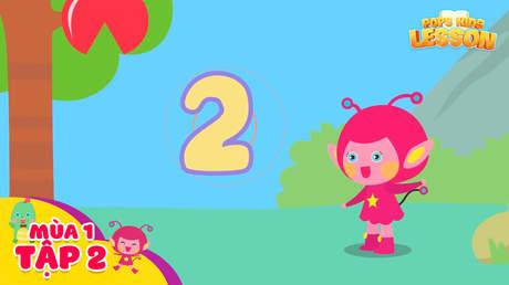 POPS Kids Lesson S1 - Tập 2: Number