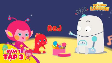 POPS Kids Lesson S1 - Tập 3: Color