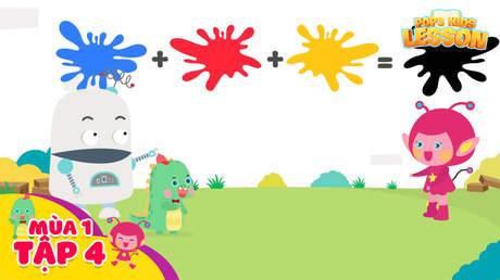 POPS Kids Lesson S1 - Tập 4: Mixing colors