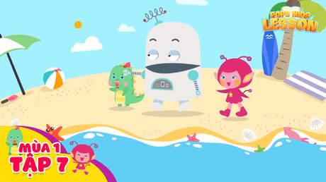 POPS Kids Lesson S1 - Tập 7: Sea Animals