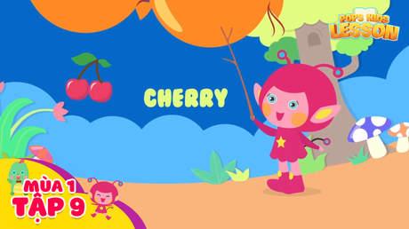 POPS Kids Lesson S1 - Tập 9: Fruits