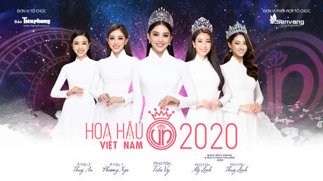 Hoa Hậu Việt Nam 2020 - Hé lộ những thí sinh đầu tiên
