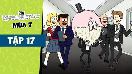 Regular Show S7 - Tập 17: Giành giải thưởng đó