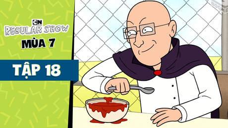 Regular Show S7 - Tập 18: Cuộc thi nấu ớt