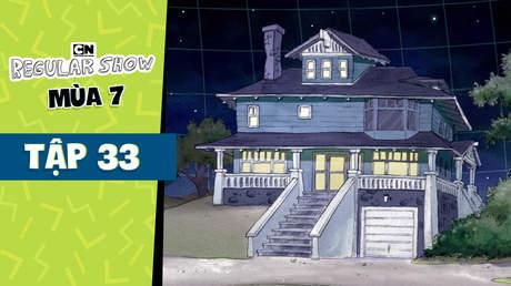 Regular Show S7 - Tập 33: Lệnh cấm cửa kỳ quặc