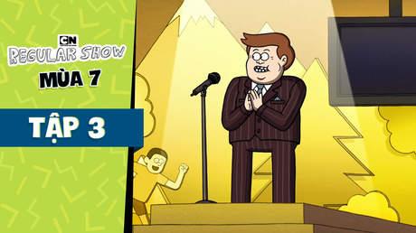 Regular Show S7 - Tập 3: Lễ trao giải Công viên Awards