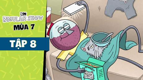 Regular Show S7 - Tập 8: Video về mèo