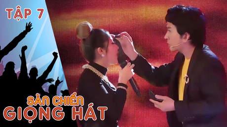 Sàn chiến giọng hát - Tập 7: Kim Tử Long trang điểm cho thí sinh