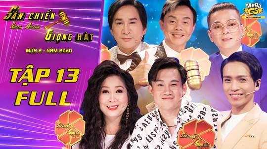 Sàn chiến giọng hát Mùa 2 - Tập 13: Tập cuối mùa 2 với màn thể hiện của 4 thí sinh quá tài năng