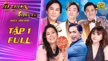 Sàn chiến giọng hát Mùa 2 – Tập 1: Sân khấu vỡ òa với hit 'Em gì ơi'