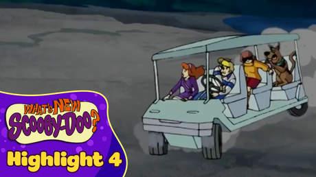 Scooby-Doo - Highlight 4: Biểu cảm khó đỡ của bộ đôi Scooby - Shaggy