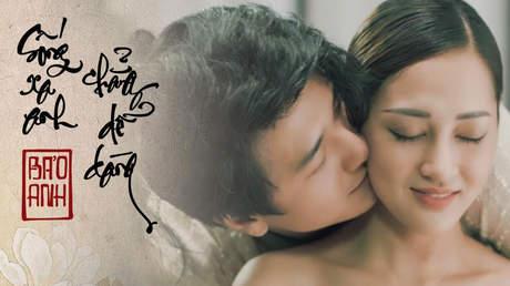 Sống xa anh chẳng dễ dàng - Bảo Anh [Official MV]