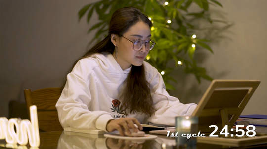 Study With Me - Tập 1