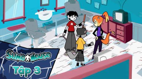 Sumo Mouse - Tập 3: Con thằn lằn kinh tởm