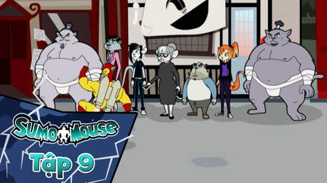 Sumo Mouse - Tập 9: Con mèo tốt bụng
