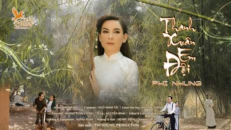 Thanh xuân em đợi - Phi Nhung [Official MV]