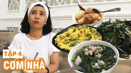 Thích là ăn - Tập 4: Bữa cơm 'chuẩn vị cô Cát'