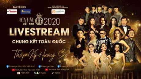Hoa Hậu Việt Nam 2020 - Chung Kết Toàn Quốc
