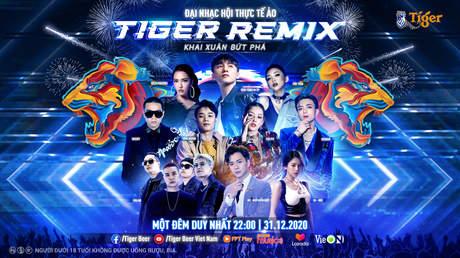 Đại Nhạc Hội Thực Tế Ảo Tiger Remix 2021