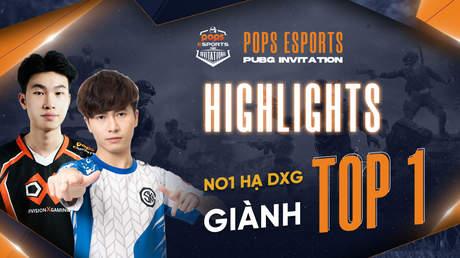 Highlights PPI: Trận 6 - Team No1 hạ gục DXG lấy ngay top 1