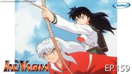 อินุยาฉะ เทพอสูรจิ้งจอกเงิน ตอนที่ 159 : การตัดสินใจของโคฮาคุ และความรักของซังโกะ