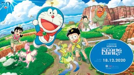 Doraemon Movie 2020 - Họp báo ra mắt phim