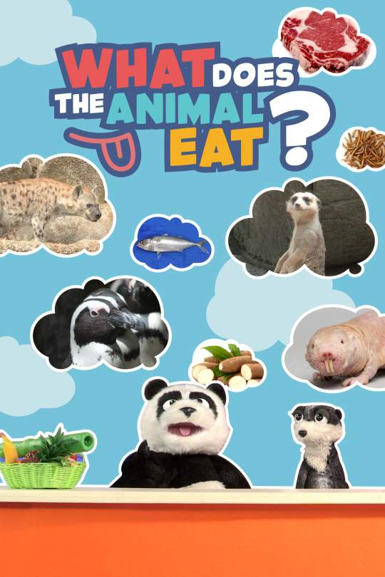 What Does That Animal Eat