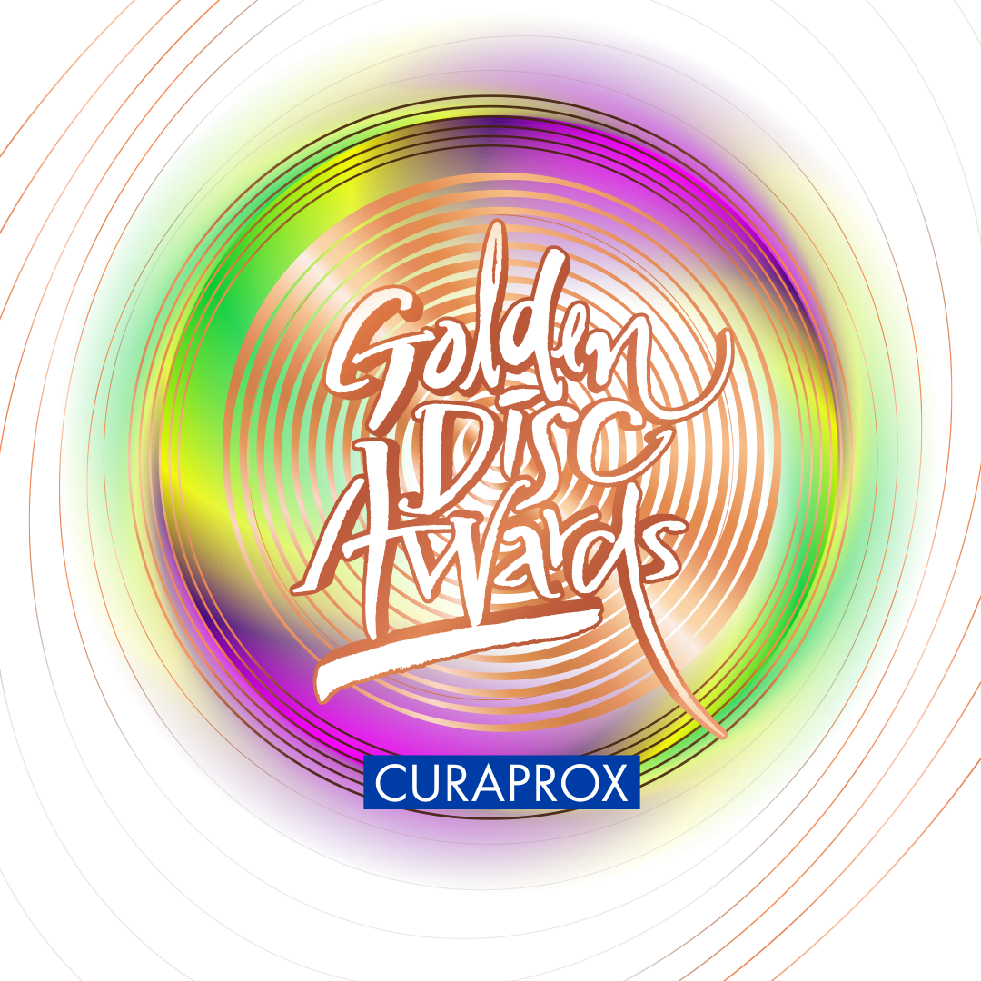 35th Golden Disc Awards with CURAPROX 2021