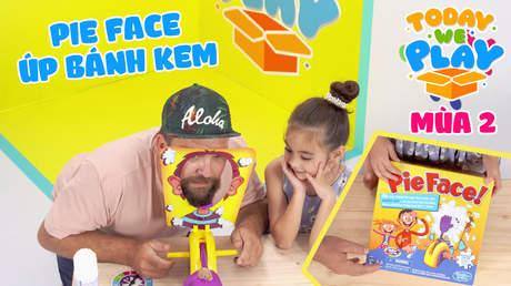 Today We Play S2 - Tập 6: Pie face - Úp bánh kem