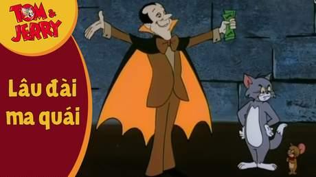 Tom and Jerry - Tập 16: Lâu đài ma quái