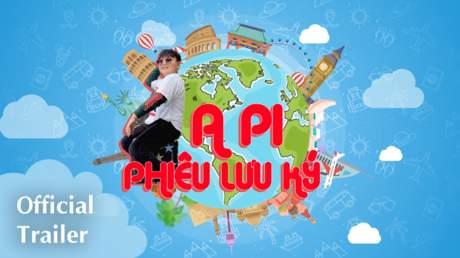 A Pi phiêu lưu ký: Hà Nội 36 phố phường - Trailer