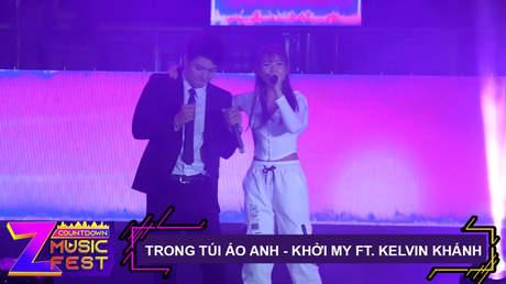 Trong túi áo anh - Khởi My x Kelvin Khánh [Z Countdown Music Fest 2020]