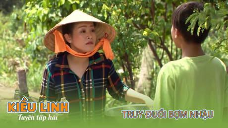 Tuyển tập hài Kiều Linh - Truy đuổi bợm nhậu
