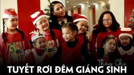Christmas songs: Tuyết rơi đêm Giáng sinh - Thùy Chi